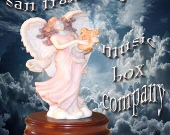 San Francisco Music Box Company Music Boix