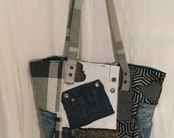 THE NEGLIGEE city bag