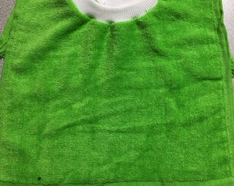 Baby & Toddler Cotton Bib, Fingertip Towel