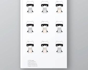 bandit/bandita cats- notebook- who's bad?