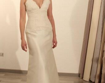 """Vintage Bride Dress """"Rosa Clara"""""""