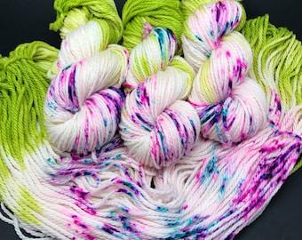 Edith Bulky, Hand Dyed Yarn, Superwash Merino, Bulky yarn, Chunky Yarn, Hand dyed, Bulky, #5, Hand Dyed, Yarn, Crazy Cousin