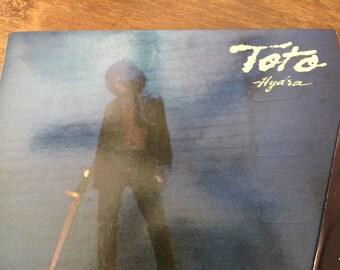 Toto Hydra Vinyl LP