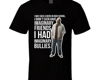 Brian Posehn I Was Such A Nerd In Highschool Quote Comedian Fan T Shirt