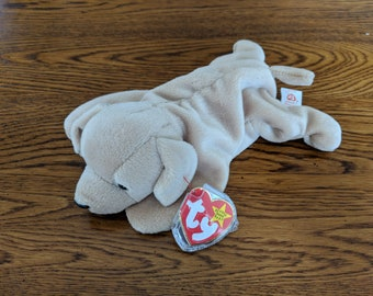 Fetch Beanie Baby with tag errors