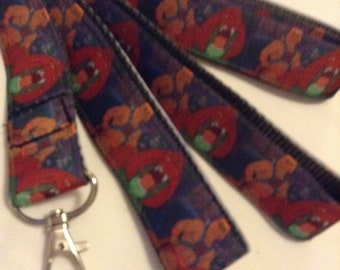 He-Man themed leash or collar