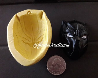 Black panther mold