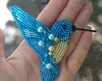 Colibri brooch