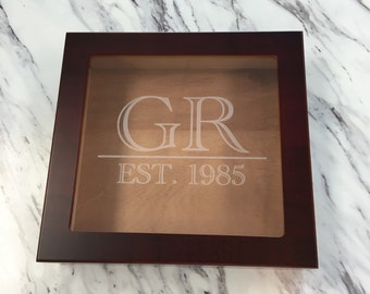 Valentines Day, Personalized Humidor, Valentines Day Gift for Him, Valentines Day Gift, Valentine's Day Gift Ideas for Him, Gift for Men