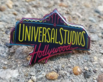 Universal Stuidos Hollywood Pin