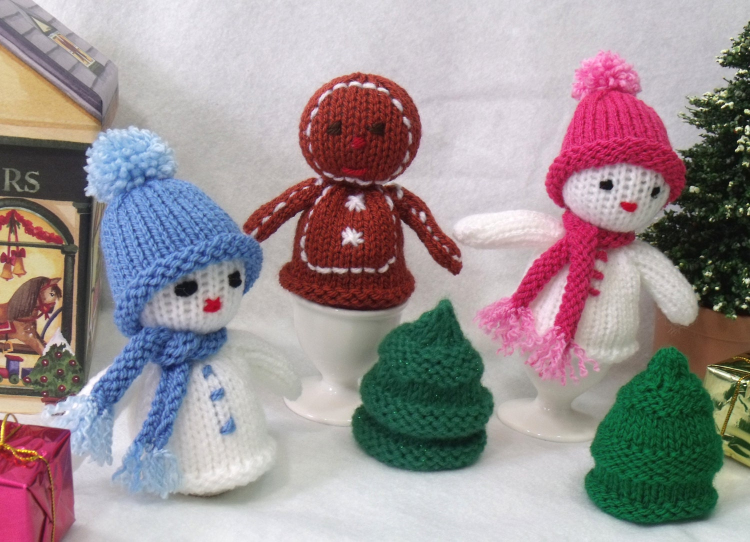 Unique Snowman Knitting Pattern Free Motif - Sewing Pattern for ...