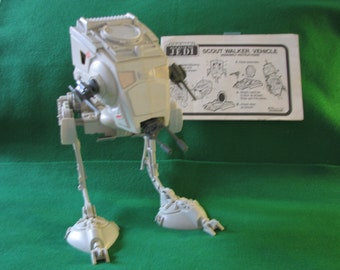 Scout Walker Vehicle - ROTJ
