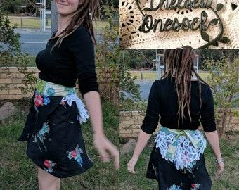 Bliss OOAK wrap skirt size 6-12