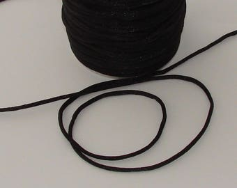 10 m for your jewelry 2mm diameter black nylon thread