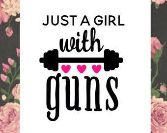 Deca* Girl with guns, sassy, funny, gym
