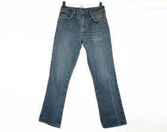 Size 29 Lee Jeans, Vintage Lee Riders denim jeans 29, Boot Cut Vintage Denim, Vintage Denim, Lee Jeans Size 29, Lees Size 29, Lee Riders