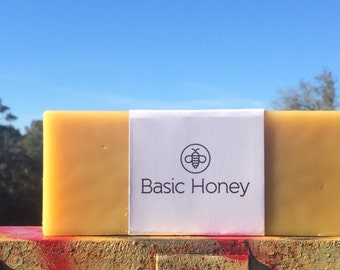 1 LB / 16oz Beeswax Brick