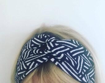 Twisted Headband - Adult headband