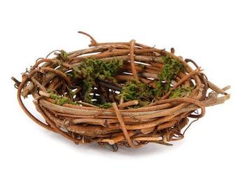 Darice® Decorative Mini Birds Nest - Grapevine