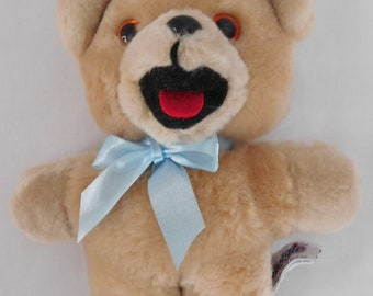 plush SNUGGLE BEAR Lever Brothers 6 inches new