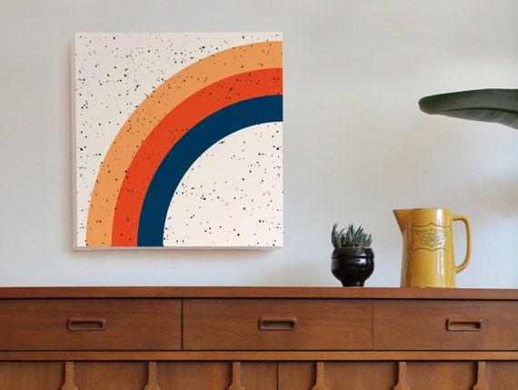 ARC canvas wall art