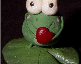 Loving Frog
