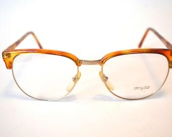 Vintage Filos Browline 4849 | Eyeglasses | Frame