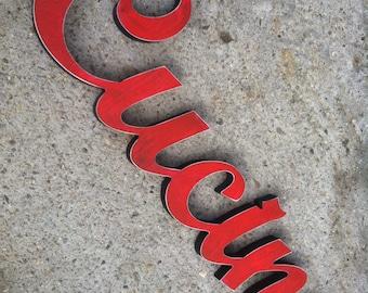 Cucina, La Cucina, Italian, italia, Kitchen Sign, Kitchen Decor, Kitchen Wood Sign Wall Hanging