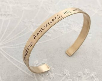 Bronze bracelet for women, 8th anniversary gift, Bronze gift, Bronze bracelets, Bronze cuff, Bronze anniversary gift, Bronze bracelet,Bronze