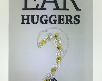 Yellow Ear Hugger