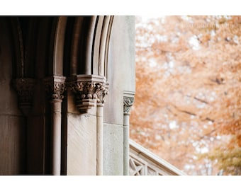 Central Park NYC Photography Bethesda Arcade Architecture Photography Bethesda Terrace Bethesda Fountain New York City Autumn Fall Bokeh