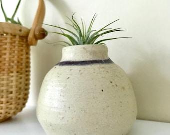 Mini Bud Vase, Pottery Jar, Small Jar, Small Vase, Mini Vase. Studio Pottery, Pottery Jar, Pottery Bud Vase, Ceramic Vase, Clay Container