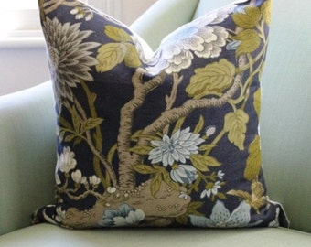 GP & J Baker Magnolia Cushion Cover