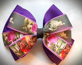 The Dark Crystal Inspired Hair Bow