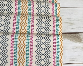 Pathways Rich ~ Indie Folk Collection by Pat Bravo for  Art Gallery Fabrics 100% Cotton