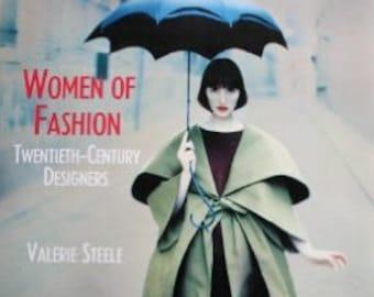 "20th Century Fashion Designer Book: ""Women of Fashion, 20th century Designers"" by Steele, Women's Studies, Design, Art and Costume History"