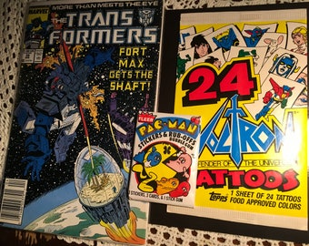 80s Saturday Morning Comic Bliss