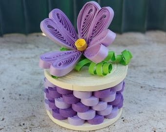 quilling Box Favor Box