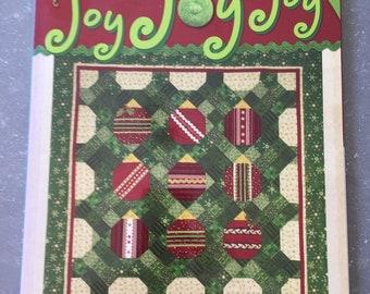 Debbie Mumm - Joy Joy Joy - Quilts, Crafts and Gifts