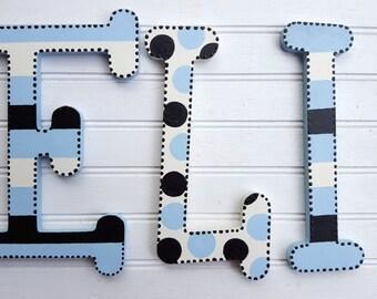 Baby Girl Name - Nursery Letters - Baby Boy Name - Kids Name Letters - Name Wall Letters