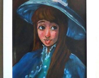 Mischievous Victorian