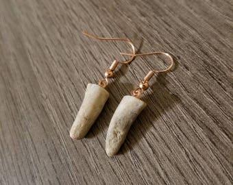 Deer Antler Earrings- AntleredXpressions