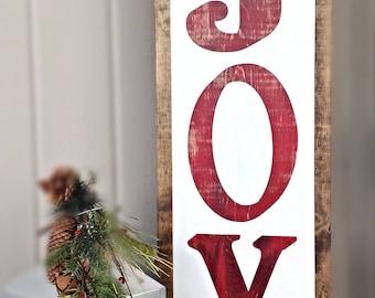 Joy Porch Sign, Christmas Porch Sign, Joy Sign, Teacher Christmas Gift
