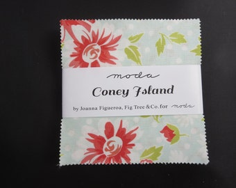 Fig Tree Charm Pack - Coney Island - 2 Remaining!