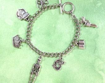 Bones Charm Bracelet