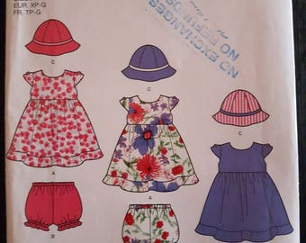 Simplicity 2425, Baby Dress Pattern