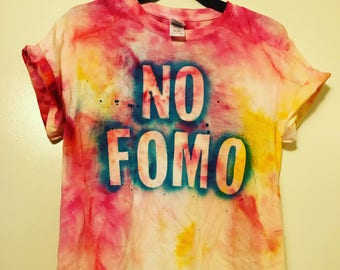 No FOMO shirt