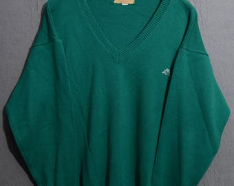 ROBE of KAPPA-since 1916 sweater sweater casual 80s vintage TG 48 (e59)