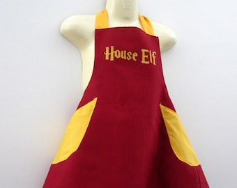 House Elf Apron Costume (child) - Harry Potter