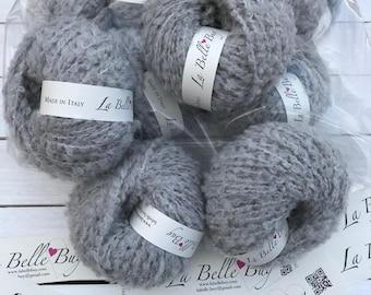 Spun yarn Wool